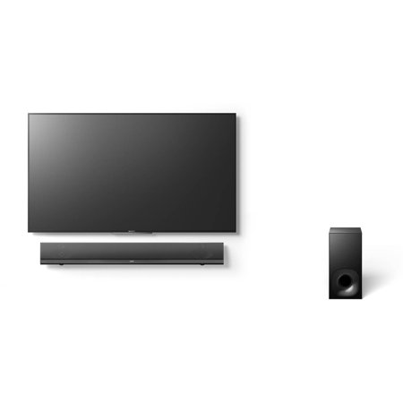 Sony HTNT5 6.1-Channel Home Theater Sound Bar with Wireless Speakers and Bluetooth