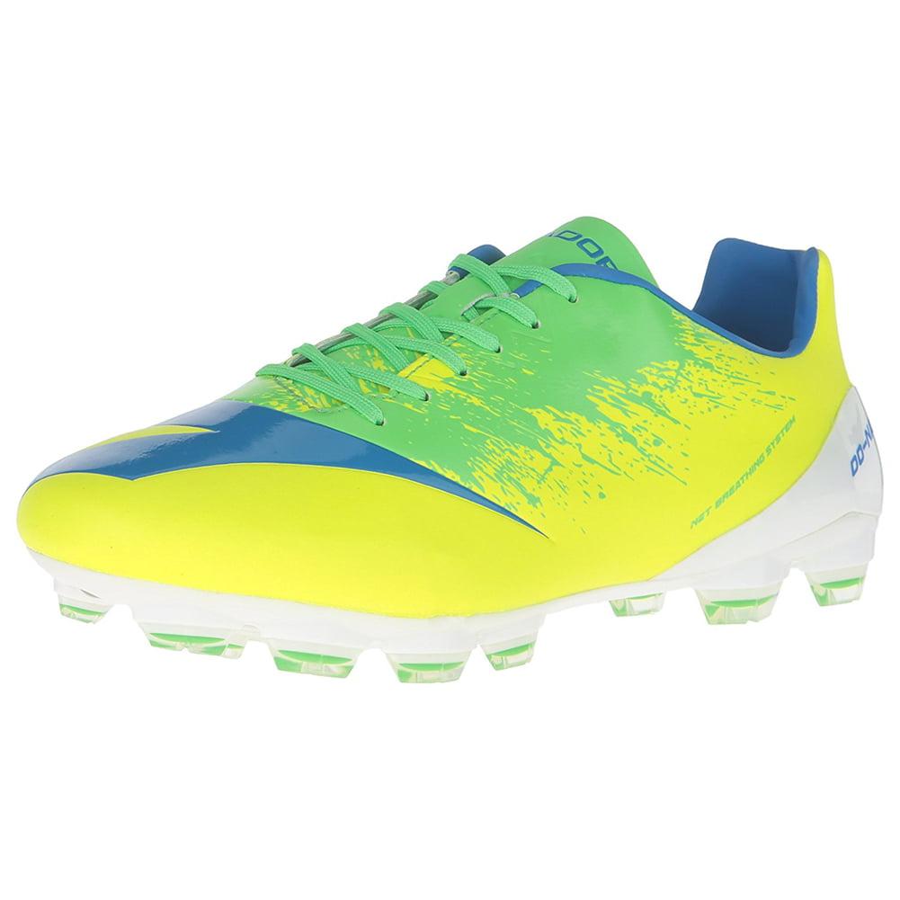 Diadora Men's DD-NA 4 GLX 14 Soccer Cleats Yellow Suprell...