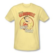 Family Guy Adult Animated Comedy TV Series Qaugmire Giggity Adult Slim T-Shirt