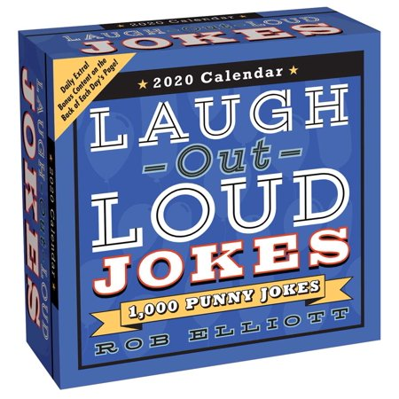 Laugh-Out-Loud Jokes 2020 Day-to-Day Calendar](Day After Halloween Joke)