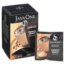 Java One French Roast Coffee Pods, 6 Ct