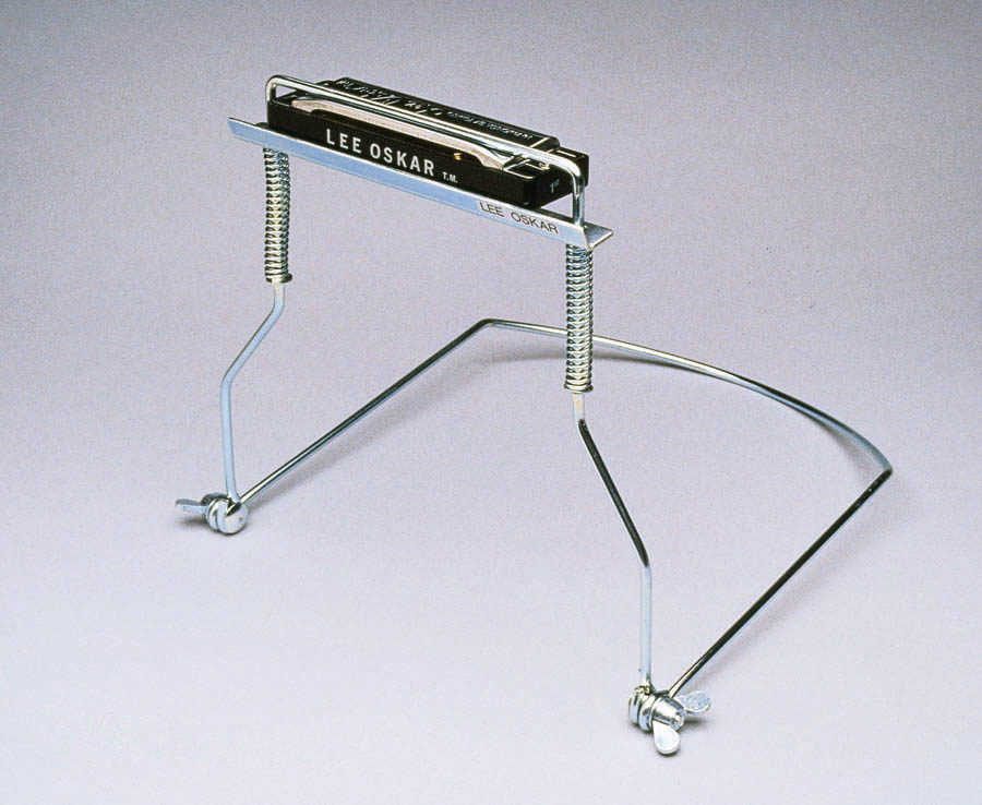 Lee Oskar Harmonica Holder by Lee Oskar