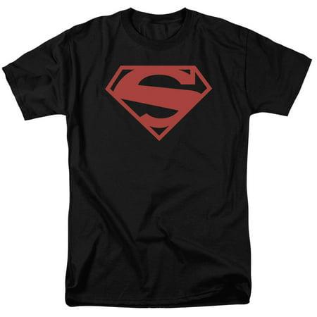 52 Red Block Mens Short Sleeve Shirt thumbnail
