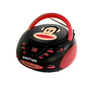 Paul Frank Stereo CD Boombox with AM/FM Radio