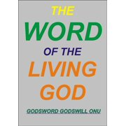 The Word of the Living God - eBook