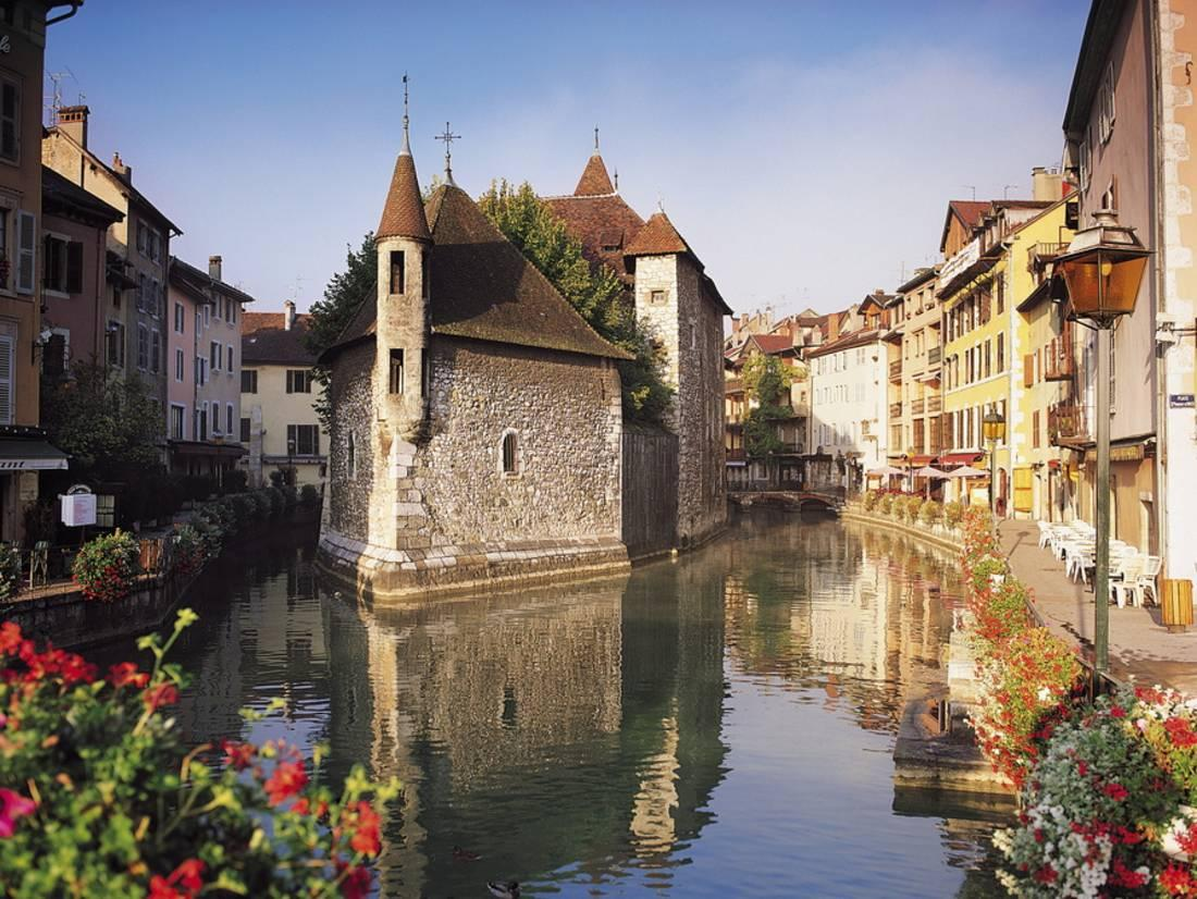 annecy savoie france print wall art by john miller. Black Bedroom Furniture Sets. Home Design Ideas