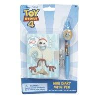2 Piece Toy Story 4 Mini Diary Set