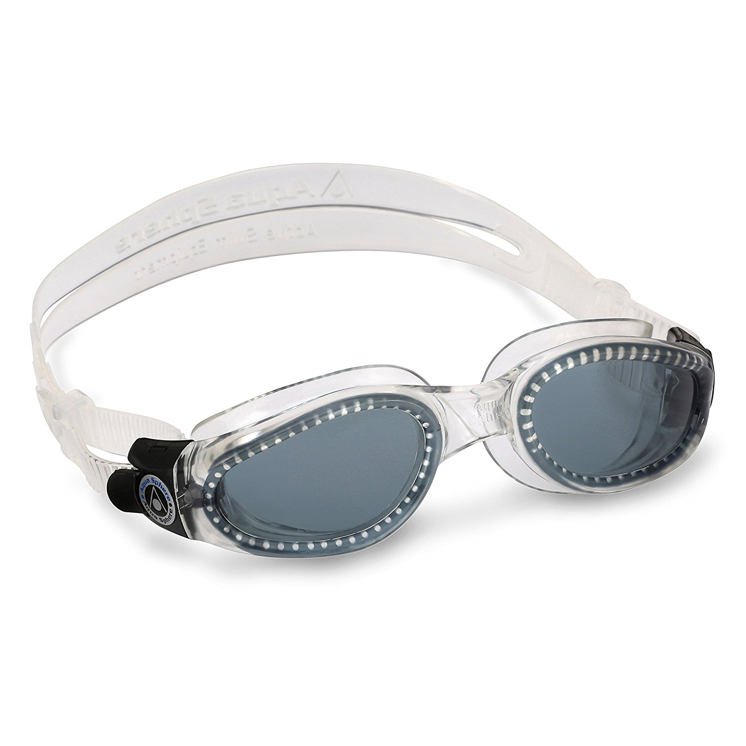 Kaiman Swim Goggle, Made In Italy, Easy-adjust buckle system..., By Aqua Sphere Ship from US