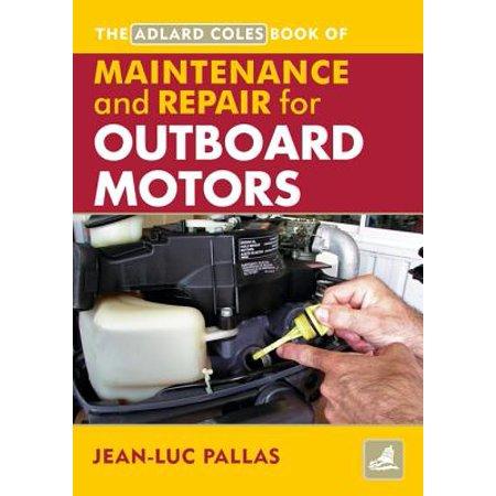 AC Maintenance & Repair Manual for Outboard Motors - eBook 1989 Outboard Repair Manual
