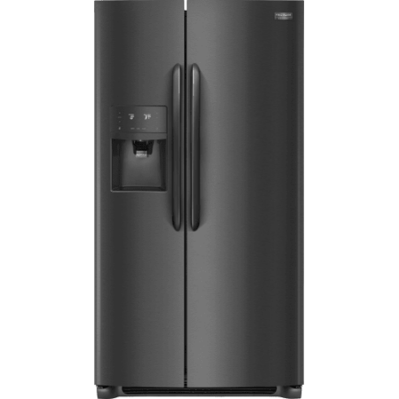 Frigidaire FGSC2335T 36 Inch Wide 22.2 Cu. Ft. Side By Side Refrigerator with