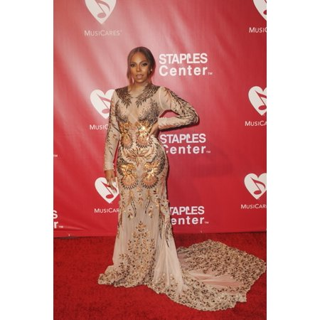 Convention Dinner (Ashanti At Arrivals For Musicares Person Of The Year Dinner Los Angeles Convention Center Los Angeles Ca February 13 2016 Photo By Elizabeth GoodenoughEverett Collection Celebrity )