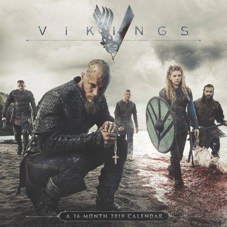 Day Dream Vikings Wall Calendar - Wall Calendars