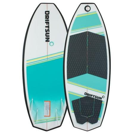 Driftsun Throwdown Wakesurf Board - 4' 6