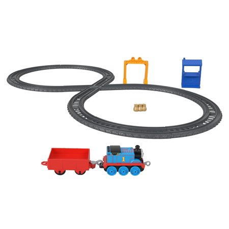 Thomas & Friends TrackMaster Push Along Thomas Mail Delivery Train Set ()