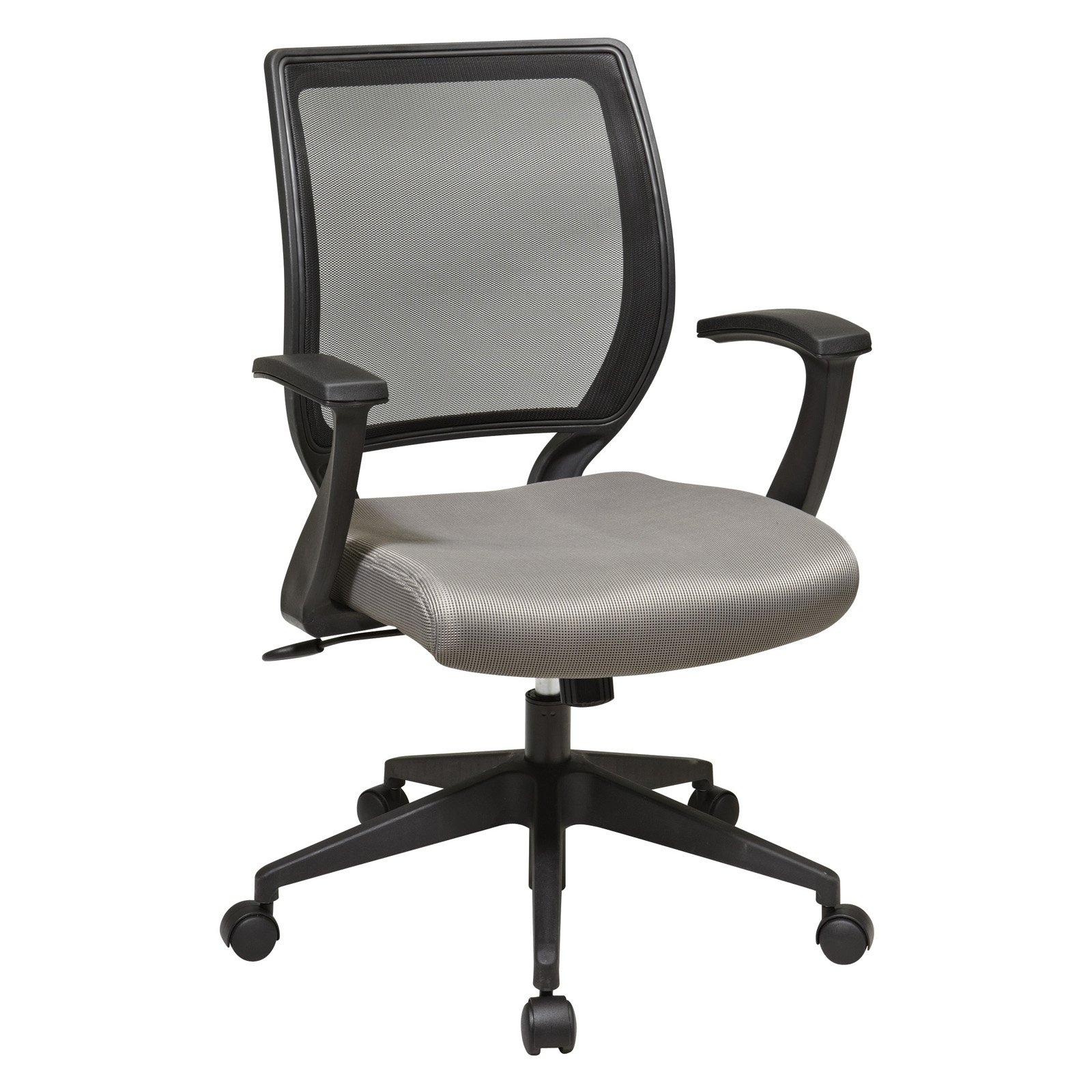 Screen Back Task Chair with T-Arms