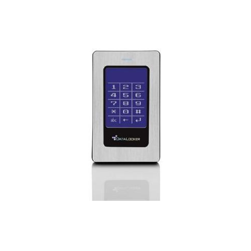 DataLocker 1.50 TB External Hard Drive-Secure-Quick Install-DL1500V3-DL1500V3