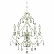 Design Craft Chastaine 5-Light Chandelier