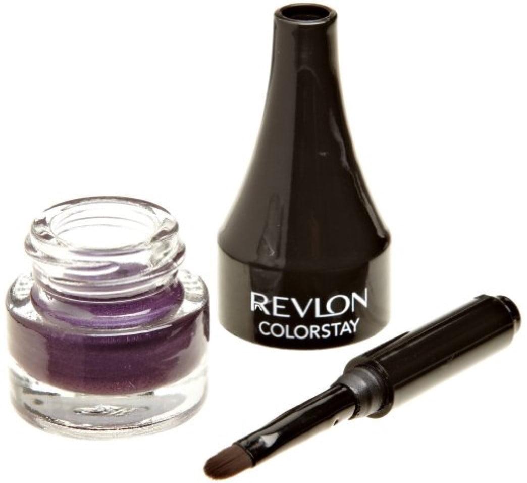 Revlon ColorStay Creme Gel Eye Liner, 003 Plum, .08 oz