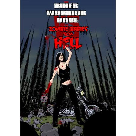 The Biker Warrior Babe vs. The Zombie Babies From Hell (Vudu Digital Video on Demand) - Zombie Babies