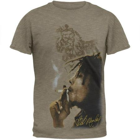 Bob Marley - Smoke Side Soft T-Shirt