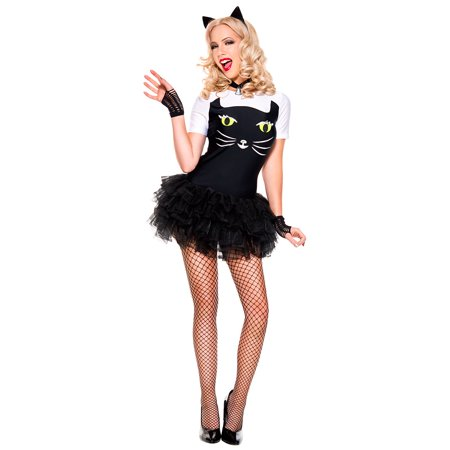 Sassy Kitty Cat Costume, Sexy Sassy Kitty Cat Costume
