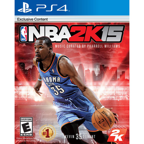 NBA 2K15 (PS4) - Pre-Owned