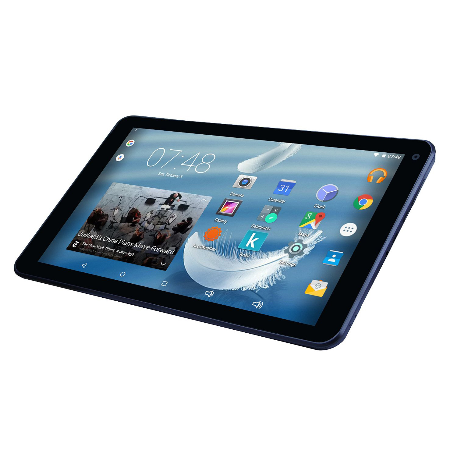 SP1026 10IN 1GB 16GB ANDROID 5.0 64BIT QC 1.2G 1024X600 BT GPS
