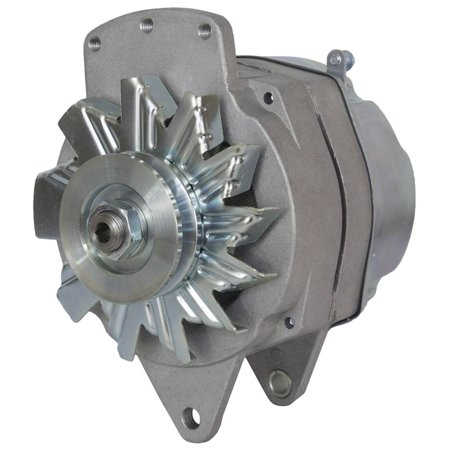 105A ALTERNATOR FITS 1968-71 ACADIA MARINE INBOARD & STERNDRIVE MODEL ENGINE (Acadia Model)