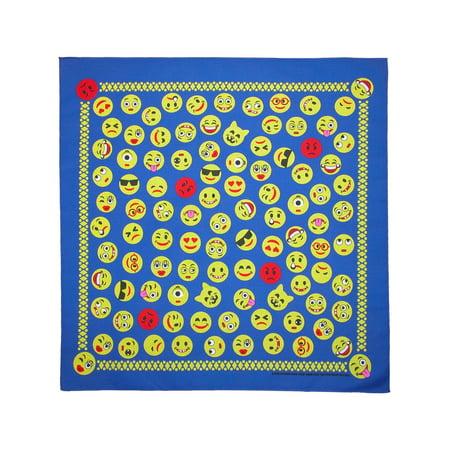 Print Bandanas (ctm  emoji print bandana)