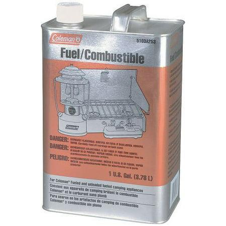 Coleman 110371 Coleman Fuel White Gas 1 Galon