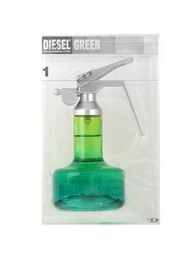 Diesel Green Feminine 2.5 oz. EDT spray Women's Perfume New NIB