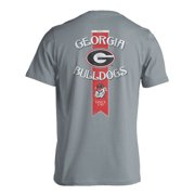 Live Oak Brand University of Georgia Bulldogs Ribbon T-Shirt