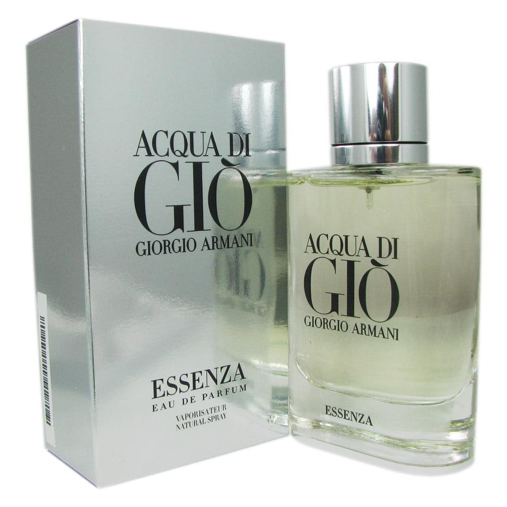 Acqua Di Gio Essenza Men by Armani 2.5 oz EDP Spray