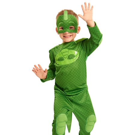 PJ Masks Dress up Set Gekko - Baby Bane Mask