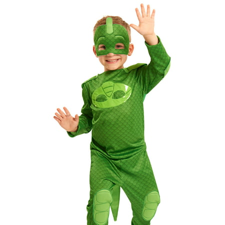 PJ Masks Dress up Set Gekko - Costumes Walmart