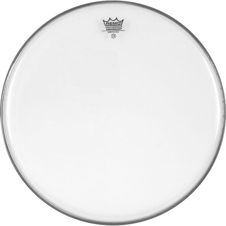 """Remo BA031400 14"""" Clear Ambassador Batter Drumhead"""