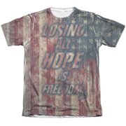 Fight Club - Losing Hope - Short Sleeve Shirt - X-Large