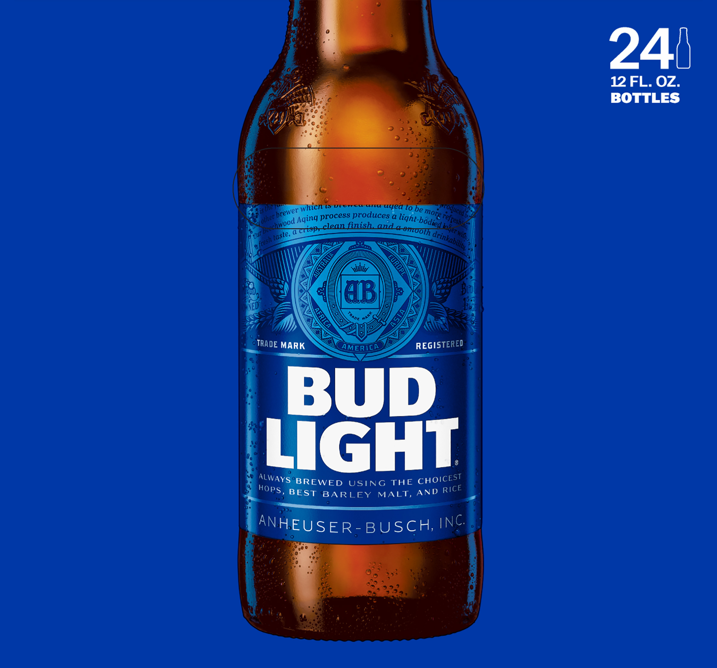 Marvelous Bud Light Beer 24 12 Fl. Oz. Bottles   Walmart.com Good Ideas