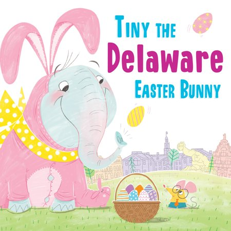 Tiny the Delaware Easter Bunny