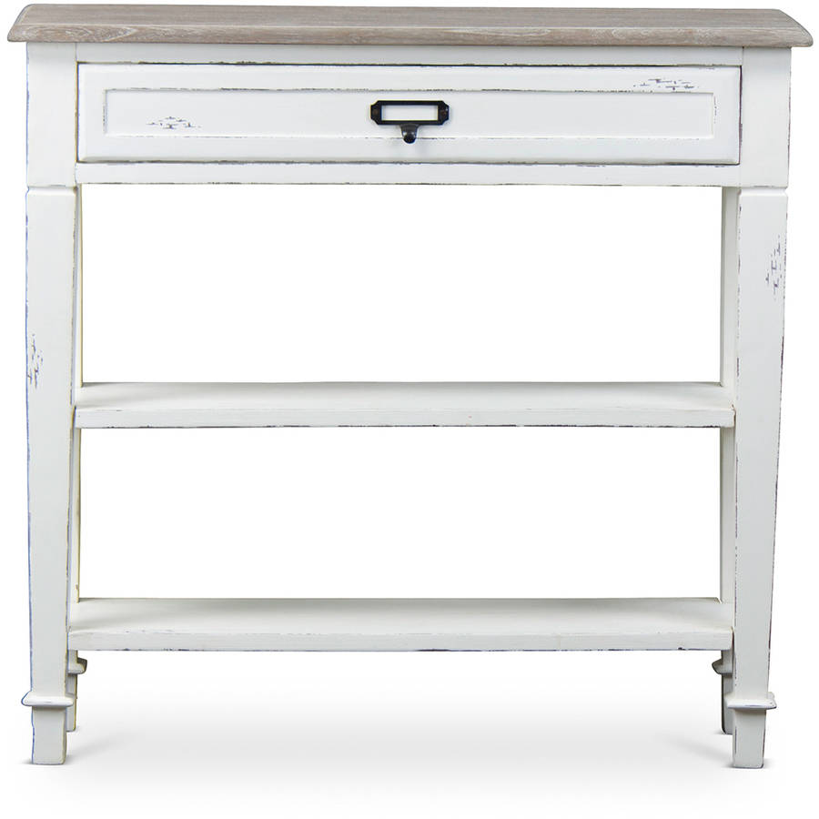 Product Image Dauphine Traditional French Accent Console Table, 1 Drawer