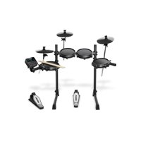 Alesis Turbo Mesh Kit Seven-Piece Electronic Drum Kit with Mesh Heads