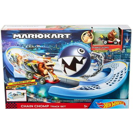 Hot Wheels Mario Kart Chain Comp Track Set [with Donkey Kong] Its On Like Donkey Kong T-shirt