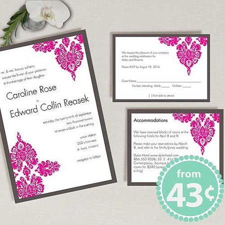 Wedding Invitations The Wedding Invitations
