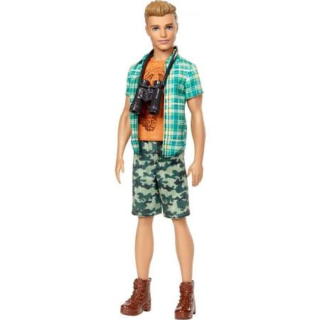 Barbie Camping Fun Ken Doll and - Kendall Cara Halloween