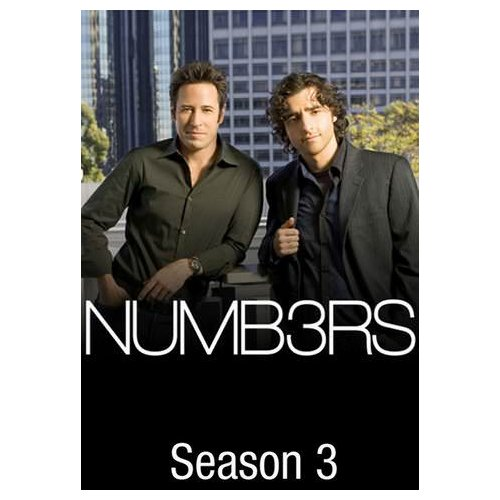 Numb3rs: Season 3 (2006)