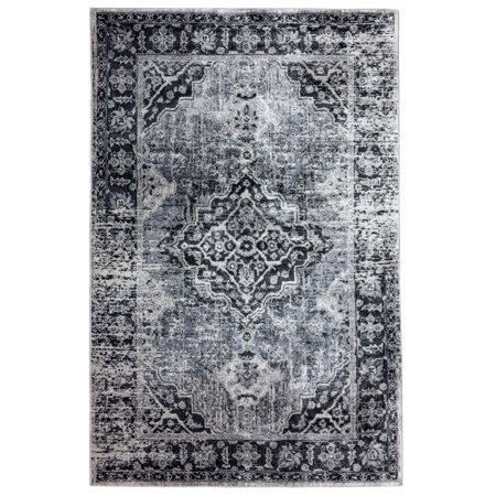 Better Homes And Garden Distressed Medallion Area Rug Or Runner
