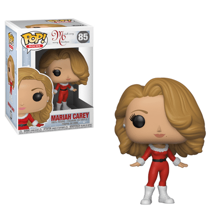 Funko POP Rocks: Music - Mariah Carey (Pot Music)