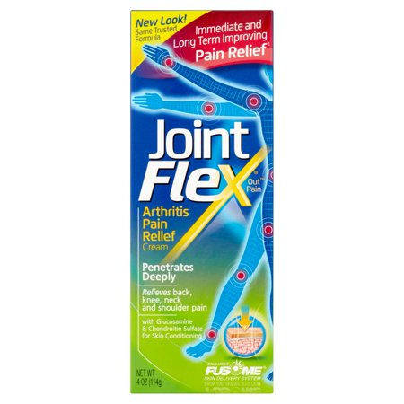 Joint Flex Out Pain Arthritis Pain Relief Cream, 4
