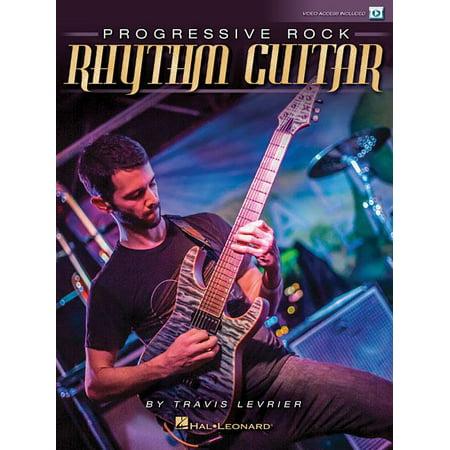 Progressive Rock Rhythm Guitar (Paperback) Progressive Guitar Method Book
