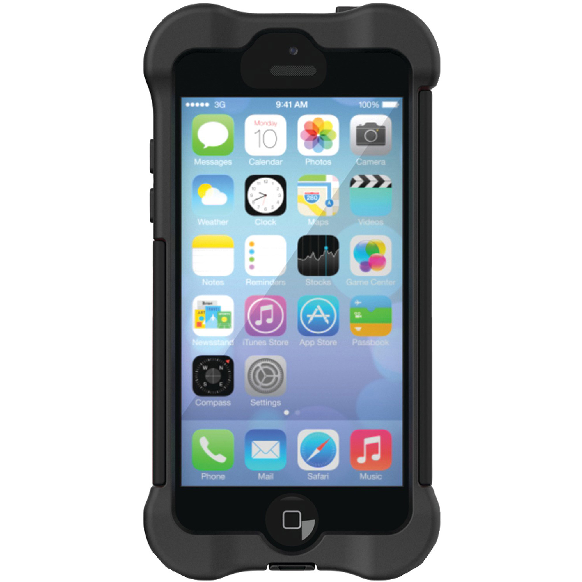 Ballistic Tough Jacket Maxx Apple iPhone 5c Tough Jacket Maxx Case